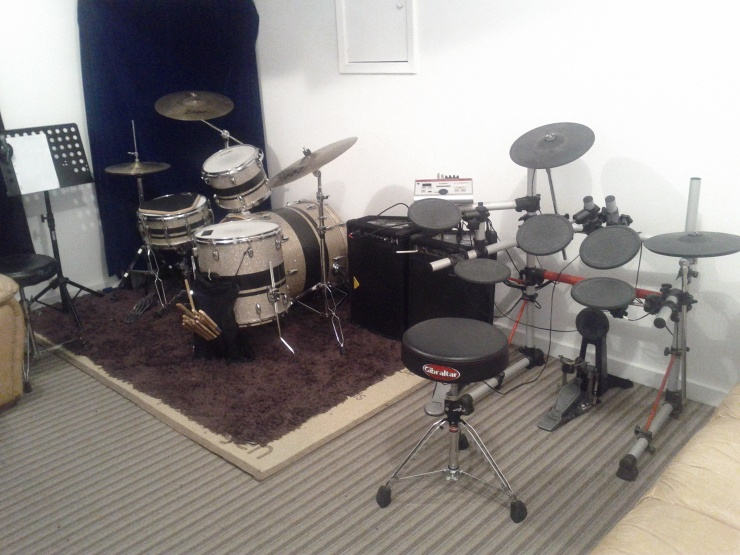 Electric Drumkit or Acoustic Drumkit?